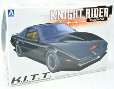 Aoshima Knight Rider Season 1 K.I.T.T. KITT Car 1/24 Plastic Model Car Kit 04127