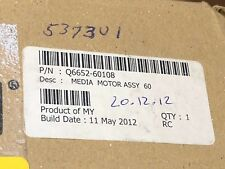 HP Designjet Q6652-60108 Media-axis motor for 60 inch plotter