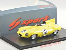 NEUF 1/43 Spark S4388 Jaguar D-type, 24hrs LeMans 1955, #10