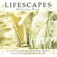 Lifescapes Relaxing Harp - Joel Sayles - EACH CD $2 BUY AT LEAST 4  - Compass Pr