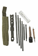 Buttstock Cleaning Kit with Steel Cleaning Rod, Bore Brush, Combo Tool, And More