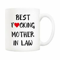 Mother in law Coffee Mug - Gifts Mug for Mother in law - Best Mother in Law Cups