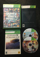Grand Theft Auto V 5 — Manual Included! Fast Free Shipping! (Xbox 360, 2013) GTA