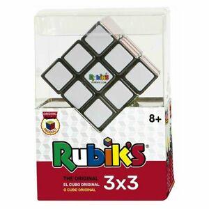 Rubik's Cube 3x3 Original Genuine Magic Puzzle Classic Cube Smooth Action