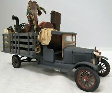 1/24 DANBURY MINT 1931 FORD COCA COLA MAD MOD TO MR. HANEY'S CRAZY JUNK TRUCK