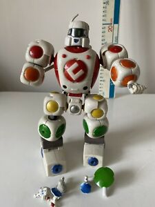 CUBIX Robots for Everyone Action Figure Not Checked For Spares Missing An Arm