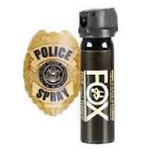 Fox Labs Pepper Spray - 3 oz Stream (Flip Top)