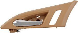 Premium Interior Door Handle Front Left|Dorman 82525 fits 08-13 Cadillac CTS