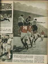 SOCCER WORLD CUP 1954 RARE ORIGINAL Magazine