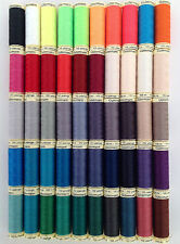 Gutermann sew all 100mts 100% Polyester sewing thread hand and machine suitable