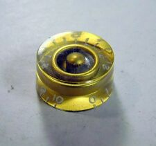 1974 Gibson Speed Knob In Gold For Parts Or Repair USA For Les Paul Custom L6S