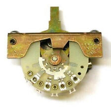 CRL 5 Way Guitar Selector Switch NEW for Fender Stratocaster USA Made