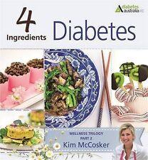 4 Ingredients Diabetes ' Mccosker, Kim