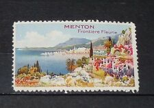 IMBERT & Cie GRASSE CINDERELLA 1910-1920 MENTON FRONTIERE FLEURIE