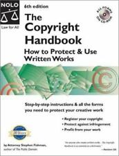 The Copyright Handbook: How to Protect & Use Written Works (Copyright-ExLibrary