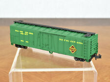 Ahm Minitrains N Scale Railway Express Reefer Refrigerator Car 4454F