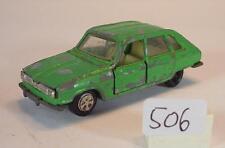 Majorette 1/60 Nr. 221 Renault R 16 Limousine hellgrün #506
