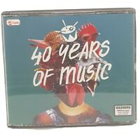 Triple J 40 Years Of Music 4CD FATBOX JJJ 70s 80s 90s 80 Tracks
