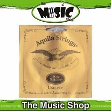 New Set of Aquila Nylgut Soprano Regular Ukulele Strings - 4U -AQ4U Uke Strings
