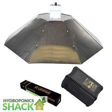 Omega Vertical Parabolic Pro - V Lighting Kit 600W Ballast + Bulb + Reflector