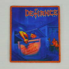 DEFIANCE Product of Society (Printed Small Patch) (NEW)