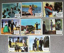 1965 INSIDE DAISY CLOVER Set of 8 Lobby Cards Robert Redford Natalie Wood MOVIE