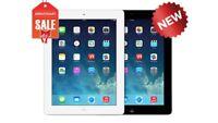 NEW Apple iPad 4 WiFi + GSM Unlocked | 16GB 32GB 64GB 128GB | Black or White