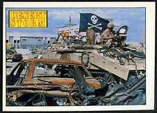 After The Battle #158 Desert Storm 1991 Merlin Sticker (C959)