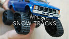 Track Upgrade Spare Parts for 1/16 Fayee fy001 WPL B14 B24 C14 C24 c34 c54