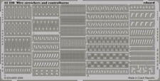 EDUARD 1/32 WIRE STRETCHERS & CONTROLHORNS 32230 **FREE POSTAGE WITH KIT**