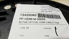 Liberty AV Solutions PF-HDM-M-050M Active Optical HDMI Cable 50M