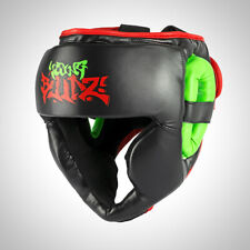 Young Bludz Kids Childs MMA Boxing Kickboxing Full Face Protective Head Guard UK