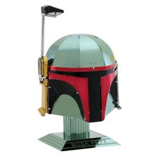 Metal Earth Star Wars Boba Fett Helmet 3D Laser Cut DIY Model Hobby Build Kit