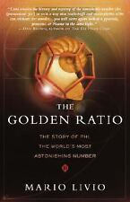 BRAND NEW The Golden Ratio: The Story of PHI, the World's Most Astonishing Nu...