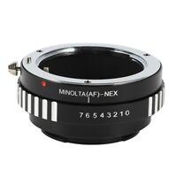 Adapter For Sony Minolta MAF AF lens to Sony E Mount NEX-3 NEX-5 Camera DC1 S5A4