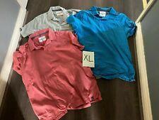 Weird Fish Polo Shirt XL - Lot of 3