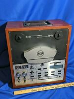 """""""RCA Reel To Reel Player Aux CD Media Center Rare Modern Stereo Handle Portable"""