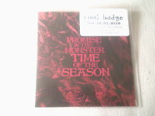 PROMISE AND THE MONSTER - TIME OF THE SEASON - PROMO CD SINGLE - 2016