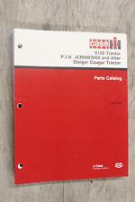 Case-IH 9150 Steiger 4WD tractor original parts catalog #8-5720