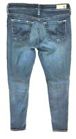 AG Adriano Goldschmeid Women's The Legging Ankle Super Skinny Jeans Size 28 X 27