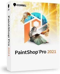 COREL PaintShop Pro 2021 WIN DVD Multilingual EAN 0735163159097