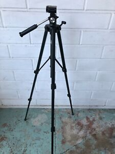 Velbon Tripod Victory 451 Adjustable With Geared Center Column  great condition