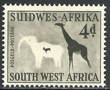 South West Africa Single Stamps