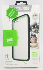 New Bodyguardz Unequal Contact Iphone 6 Plus Iphone 6s Plus Clear and Green Side