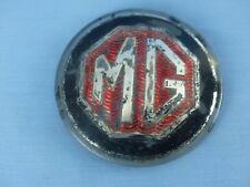 MG sigle emblème logo insigne monogramme hayon coffre en plastique