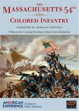The Massachusetts 54th Colored Infantry (American Experience) [New Dvd]