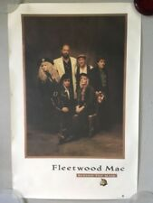 "Fleetwood Mac Stevie Nicks - Behind The Mask - 1990 promo poster - 23 x 35"" -Usa"