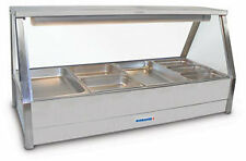 New Roband ROBAND - E24 - DOUBLE ROW HOT FOOD DISPLAY. Weekly Rental $19.00