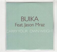 (HD275) Buika ft Jason Mraz, Carry Your own Weight - 2015 DJ CD