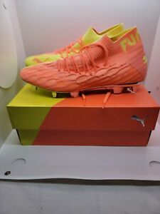 Puma Future 5.1 Netfit Firm Ground Artificial Grass Men's Soccer Cleats Size 9.5